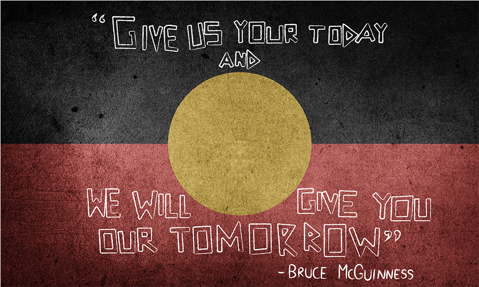 Bruce McGuinness Quote
